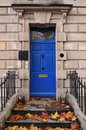 London Town House Stock Photography