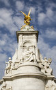 London - Victoria monument Stock Photography
