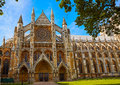 London Westminster Abbey St Margaret Church Royalty Free Stock Photo