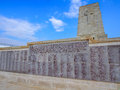 Lone Pine ANZAC Memorial, Gallipoli Royalty Free Stock Photo
