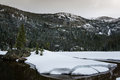 Lone Pine Lake, Rocky Mountain National Park Royalty Free Stock Photo
