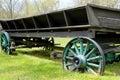 Long Antique Wagon Royalty Free Stock Photo