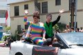 Long Beach Lesbian and Gay Pride Royalty Free Stock Photography