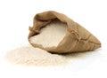Long grain rice Royalty Free Stock Photo