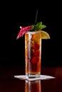 Long island iced tea Royalty Free Stock Photo