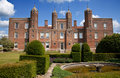 Long melford hall Royalty Free Stock Images