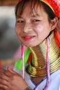 Long Neck Tribe,Thailand Royalty Free Stock Photo