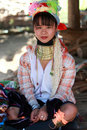 Long Neck Tribe,Thailand Stock Images