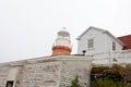 Long Point Lighthouse Crow Head NL Canada Royalty Free Stock Photo
