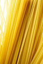 Long spaghetti background Royalty Free Stock Photography