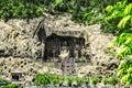 Longmen Grottoes, Luoyang, China Royalty Free Stock Photo