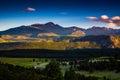 Longs Peak Brilliance Royalty Free Stock Photo