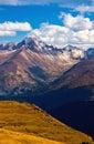 Longs Peak, Colorado Royalty Free Stock Photo