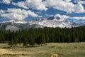 Longs Peak - Rocky Mountain National Park Royalty Free Stock Photo