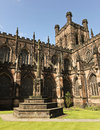 A Look at Chester Cathedral, Cheshire, England Stock Image