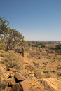 Lookout Point in Mapungubwe National Park, South Africa Royalty Free Stock Photo