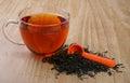 Loose leaf tea Royalty Free Stock Photo