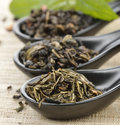 Loose Tea Royalty Free Stock Photo