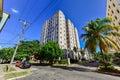 Lopez Serrano Building - Havana, Cuba Royalty Free Stock Photo
