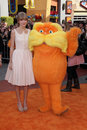 The Lorax, Taylor Swift Stock Image