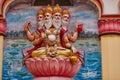 Lord Brahma Royalty Free Stock Photo