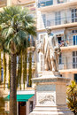 Lord Brougham Statue In Cannes...