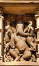 Lord Ganesha Stock Image