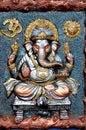 Lord Ganesha clay idol