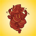 Lord Ganesha sculpture Stock Photography