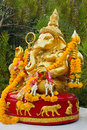 Lord Ganesha statue Royalty Free Stock Photo