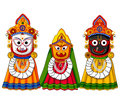 Lord Jagannath, Subhadra and Balabhadra
