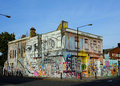East London, UK: Lord Napier public house, Hackney Wick, nr Stratford Royalty Free Stock Photo