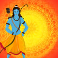 Lord Rama for Happy Dussehra celebration.
