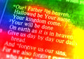 The Lord's Prayer - Our Father in heaven
