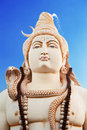 Lord Shiva Statue Royalty Free Stock Image
