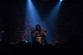 Lordi dez meatfactory praha prague concert pictures Royalty Free Stock Image