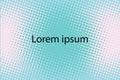Lorem Ipsum Green Abstract Pop...