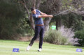 Lorenzo vera at the golf masters pont royal france – october mike fra during third round of alps tour october pont royal en Stock Photo