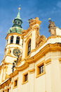 Loreta monastery prague czech republic Stock Photography