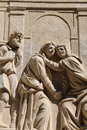 Loreta in prague detail of the marian pilgrimage site of Royalty Free Stock Photo
