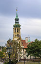 Loreta prague is a large pilgrimage destination in hradcany a district of czech republic Royalty Free Stock Photo