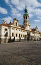 Loreta sanctuary prague in czech republic Stock Photos