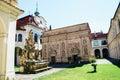 Loreta church in Prague, Czech Royalty Free Stock Photo