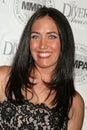 Lori fryzjer męski przy wielokulturowymi motion picture association różnorodności th rocznymi nagrodami beverly hills hotel Zdjęcia Royalty Free