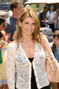 Lori loughlin elizabeth glaser at a time for heroes celebrity carnival benefitting the pediatric aids foundation wadsworth theater Stock Image