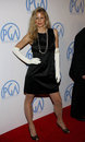 Lori singer at the nd annual producers guild awards held at the beverly hilton hotel in beverly hills usa on january Stock Image
