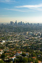 Los Angeles Photographie stock libre de droits