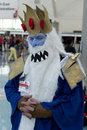 Los angeles ca july fan in costume at an la anime expo convention center on Stock Photography