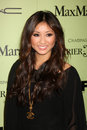 Los angeles feb brenda song arrives th annual women film pre oscar cocktail party soho house february west hollywood ca Stock Images