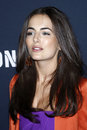 Los angeles feb camilla belle arrives gucci rocnation pre grammy brunch soho house february west hollywood ca Royalty Free Stock Photos